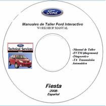 Manual De Taller De Fiesta 2008 Software Español