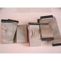 Cables Planos Unidades 3.5 Pulgadas Floppy 55 A 65 Cm