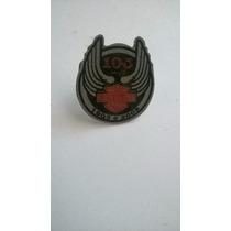 Pin Harley Davidson 105 Años Metalico