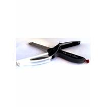Clever Cutter Corte 2 En 1 Cuchillo Y Tabla De Cortar