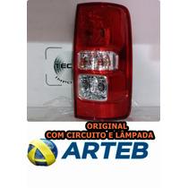 Lanterna S10 Ano 2012 2013 Arteb Original Direito Completa