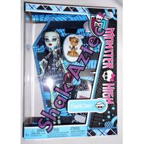 Frankie Stein Básica 1er Reedición Monster High Nueva!!!