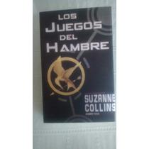 Libro Los Juegos Del Hambre / Suzanne Collins