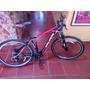Bicicleta Montañera Rin 29. 100% Aluminio. Vendo O Cambio.