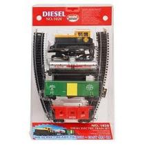 D_t Model Power Set De Tren