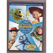 Video Juegos Y Diversión De Pixar (disney Dvd) Buzz Monster