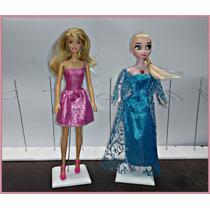 Suporte P/ Boneca Em Mdf Barbie Ken