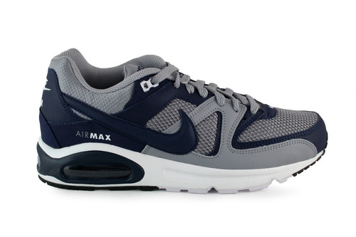 180118eb132 Tenis Nike Air Max Command - Marino Con Gris 629993-031 -   1