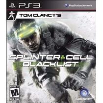 Ps3 - Tom Clancy