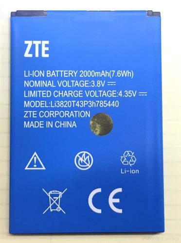 Bateria Zte Blade L2 Plus 2000mha Nueva
