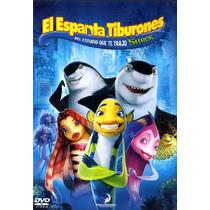 Dvd Infantil: El Espanta Tiburones En Español 2005