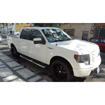 Pick-up Ford 4x4 F150 Piel Coco Rin 24 Super Deportiva
