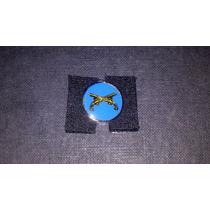 Distintivo De Metal Estágio Da Polícia Do Exército