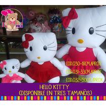 Peluches Hello Kitty. Varios Tamaños. Al Mayor Y Detal