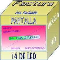 Pantalla Lcd Display Gateway Nv44 Nv48 14.0 Led Lqe Dmm