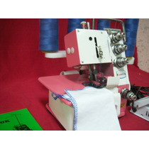 Maquina De Coser Overlock 4 Hilos Domestica Envio Gratis