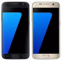 Celular Galaxy S7 Edge Android 6.0 J7 Tela 5.5 Orro +brinde