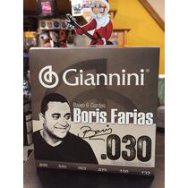 Encordoamento Para Baixo De 6 Cordas Boris Farias Gianinni