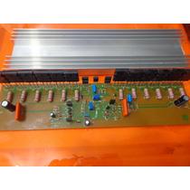 Placa 1000w Montada De Amplificador-serve Na Attack
