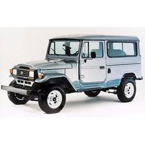 Kit Ar Condicionado Toyota Bandeirante S/ Suporte Compressor