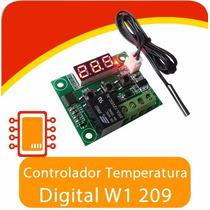 Mini Controlador Temperatura Digital W1 209 Pic Arduino
