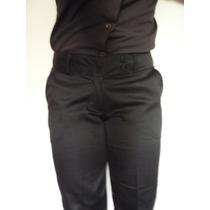 Pantalon De Vestir Casual Ejecutivo Dama
