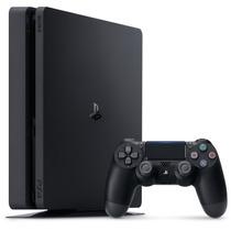 Playstation 4 Ps4 Slim 2016 500gb + Joystick **oferta** S/j