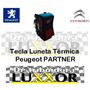 Tecla Luneta Térmica Peugeot Partner Original