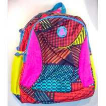 Mochilas Only Girl De Lsyd Estampadas. Super Coloridas!
