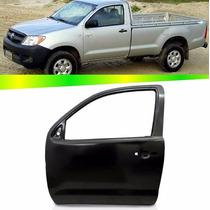 Porta Hilux Cabine Simples 05 06 07 08 09 10 11 12 13 14