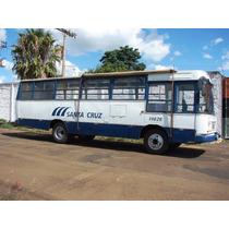Ônibus Motor Home Conservado !!!