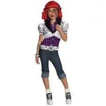Disfraz Monster High Original Importado Operetta