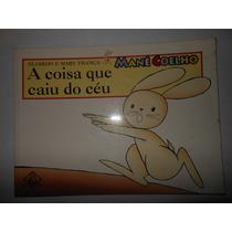 Livro A Coisa Que Caiu Do Céu Mané Coelho Eliardo França K2