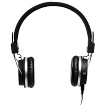 Headphone Bomber Quake Cabo Flat Hb02 Black