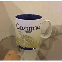 Starbucks Taza City Mug Cozumel