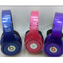 Fone De Ouvido Monster Beats Studio Dr. Dre Wireless