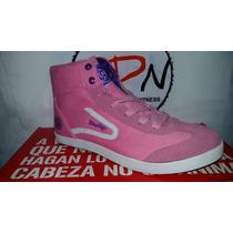 Zapatillas Dunlop Flower Hi ! Botitas Mujer!!!