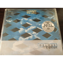 Tommy The Who Sacd Limited Hybrid