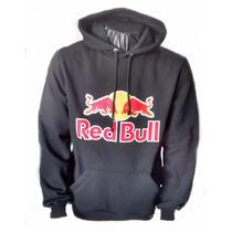 Blusa Moletom Red Bull Moto Gp Casaco Canguru Frio