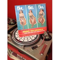 Coma Dj - Memo Salamanca Cha Cha Cha - Acetato Vinyl, Lp