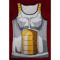 Poleras Dragon Ball Z - Musculosas Gym