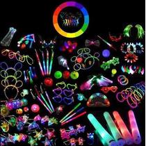 Combo Cotillon Luminoso 210 Art 100 Personas El Mejor!!!