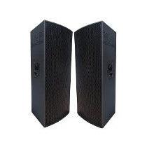 2 Caixas De Som Passivas Com Fly 2x12 + Titanium
