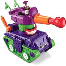 Imaginext Friends Veiculo Tanque De Guerra Coringa Mattel