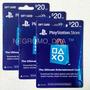 60 Dólares Para Juegos Playstation 4 Y Ps3 - Cuentas Usa
