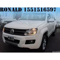 Volkswagen Amarok (varias Unidades) Llame Ahora 1551516597