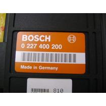 Gm Monza / Kadett - Unidade De Comando - Bosch - 0227400200