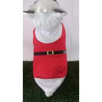 Roupa Pet Para Cães Gatos Roupa Papai Noel Ihasa Apso