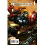 Ultimates 3 #1(los Vengadores) Capitan America Thor Iron Man