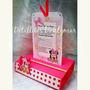 Tarjetas Invitacion Cumpleaños Minnie, Mickey, Minnie Bebe